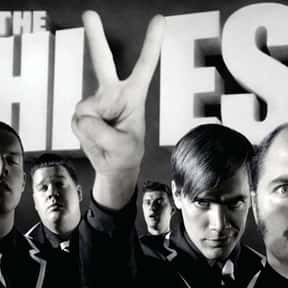 The Hives is listed (or ranked) 7 on the list List of Famous Bands from Sweden