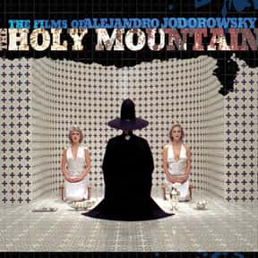 The Holy Mountain is listed (or ranked) 25 on the list The Best Films About Climbing