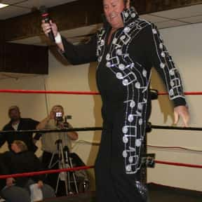 The Honky Tonk Man is listed (or ranked) 19 on the list Famous People From Memphis