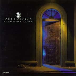 The House of Blue Light is listed (or ranked) 11 on the list The Best Deep Purple Albums of All Time