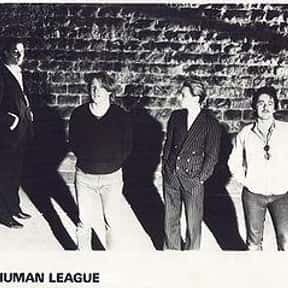The Human League is listed (or ranked) 8 on the list The Best New Wave Bands