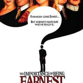 The Importance of Being Earnes is listed (or ranked) 16 on the list The Best Colin Firth Movies