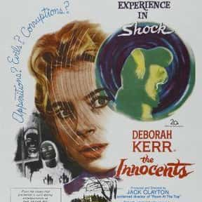 The Innocents is listed (or ranked) 22 on the list The Best Period Horror Movies, Ranked