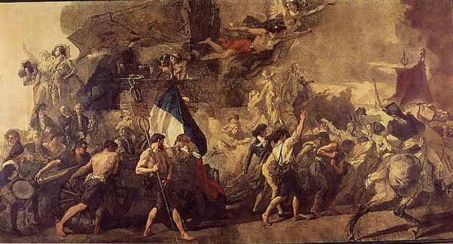 LEnrolement Des Volontaires En 1792
