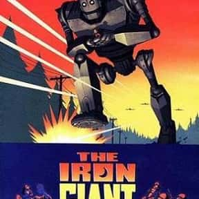 The Iron Giant is listed (or ranked) 3 on the list The Greatest Kids Sci-Fi Movies