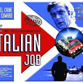 The Italian Job is listed (or ranked) 6 on the list The 25+ Best Michael Caine Movies of All Time, Ranked