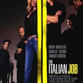 The Italian Job is listed (or ranked) 7 on the list The Best Charlize Theron Movies of All Time, Ranked