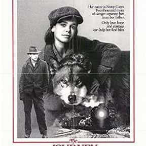 The Journey of Natty Gann is listed (or ranked) 23 on the list The Best Father-Daughter Movies