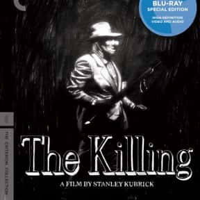 The Killing is listed (or ranked) 16 on the list The Best '50s Thriller Movies