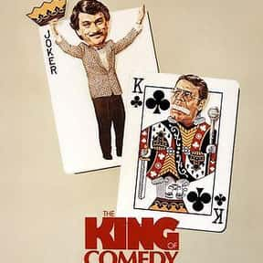 The King of Comedy is listed (or ranked) 8 on the list The Best Movies of 1982