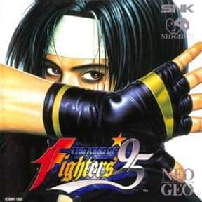 The King of Fighters '95 is listed (or ranked) 21 on the list The Best Sega Saturn Fighting Games