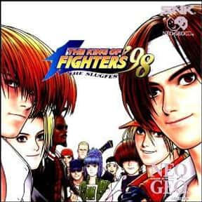 The King of Fighters '98 is listed (or ranked) 1 on the list The Best Fighting Games of All Time
