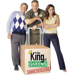 The King of Queens is listed (or ranked) 23 on the list The Greatest Sitcoms in Television History