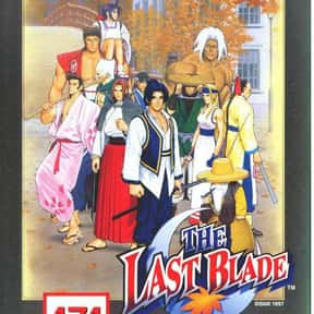 The Last Blade is listed (or ranked) 8 on the list The Best Neo Geo Fighting Games