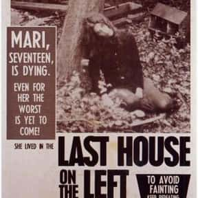 The Last House on the Left is listed (or ranked) 2 on the list The Best Horror Movies of 1972