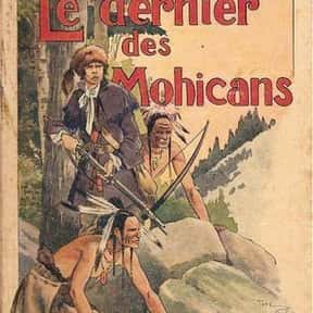 The Last of the Mohicans is listed (or ranked) 25 on the list The Greatest American Novels