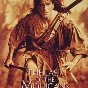 The Last of the Mohicans is listed (or ranked) 11 on the list The Best Historical Drama Movies Of All Time, Ranked