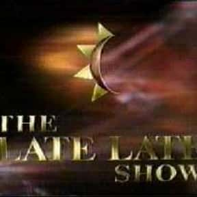 The Late Late Show is listed (or ranked) 20 on the list The Best Talk Shows of the 1960s