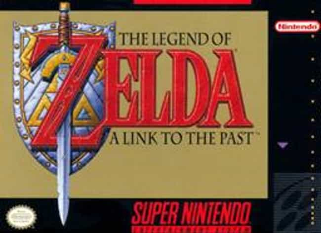The Legend of Zelda: A Link to... is listed (or ranked) 5 on the list The Top 13 Alternate Universes In Pop Culture