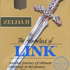 Zelda II: The Adventure of Lin is listed (or ranked) 11 on the list List of All Console Role-playing Games