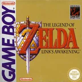 The Legend of Zelda: Link's Aw is listed (or ranked) 24 on the list The Best Nintendo Games, Ranked