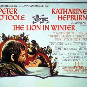 The Lion in Winter is listed (or ranked) 15 on the list The Best Oscar-Nominated Movies of the 1960s