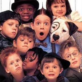 The Little Rascals is listed (or ranked) 15 on the list The Greatest Kids Movies of the 1990s