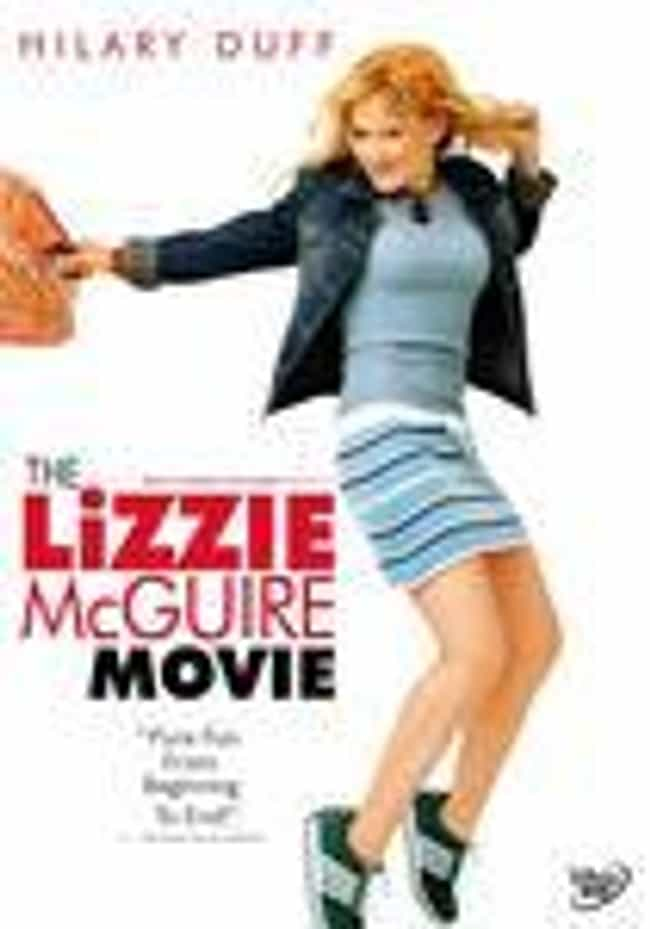 The Lizzie McGuire Movie is listed (or ranked) 2 on the list The Best Disney Channel Original Movies of All Time