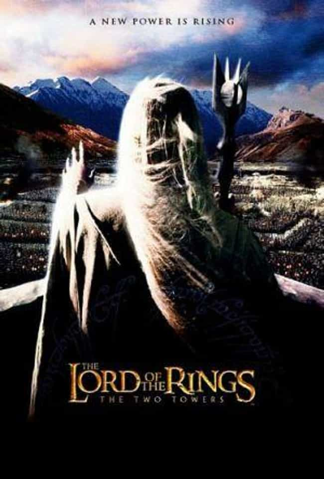The Lord of the Rings: The Two... is listed (or ranked) 2 on the list Special Effects We Wish Were Real