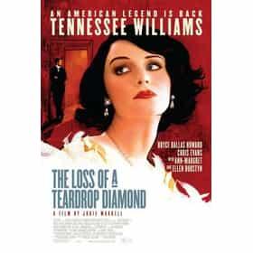 The Loss of a Teardrop Diamond