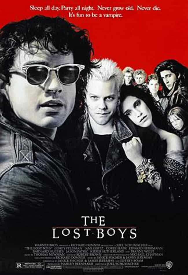 The Lost Boys is listed (or ranked) 3 on the list What to Watch If You Love Stranger Things