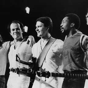 The Mahavishnu Orchestra is listed (or ranked) 10 on the list The Best Instrumental Rock Bands/Artists