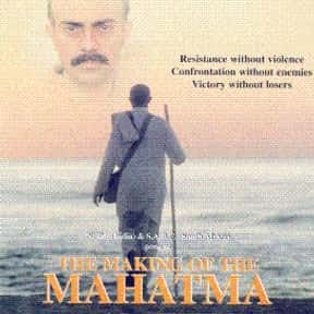 The Making of the Mahatma is listed (or ranked) 5 on the list The Best Movies About Gandhi, Ranked