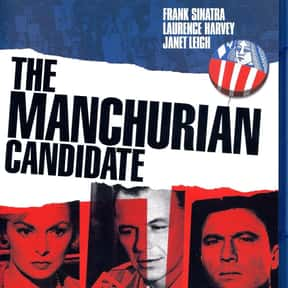 The Manchurian Candidate is listed (or ranked) 17 on the list The Best Classic Thriller Movies, Ranked