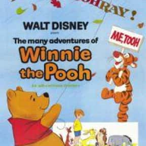 The Many Adventures of Winnie  is listed (or ranked) 11 on the list The Best Movies for Toddlers