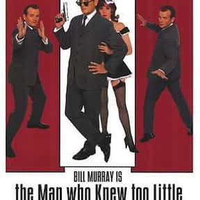 The Man Who Knew Too Little is listed (or ranked) 17 on the list The Greatest Spy Comedy Movies Ever Made