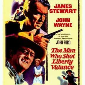 The Man Who Shot Liberty Valan is listed (or ranked) 18 on the list The Best Movies Based on Short Stories