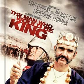 The Man Who Would Be King is listed (or ranked) 2 on the list The 25+ Best Michael Caine Movies of All Time, Ranked