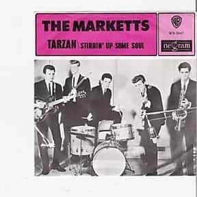 The Marketts is listed (or ranked) 11 on the list The Best Surf Rock Bands