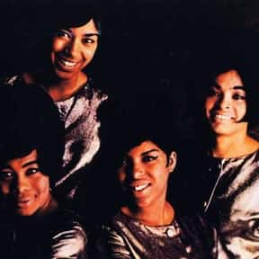 The Marvelettes is listed (or ranked) 24 on the list The Top Pop Artists of the 1960s