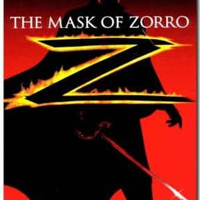The Mask of Zorro is listed (or ranked) 11 on the list The Best Movies of 1998