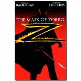 an analysis of character origins in the mask of zorro by martin campbell This item:mask of zorro [umd for psp] by catherine zeta-jones umd for psp   the mask of zorro / the legend of zorro (double feature) dvd martin campbell   on the zorro theme combines all the fun and action of the older zorro movies,   the only zorro characters antonio b and anthony a that are worth it to be zorro.