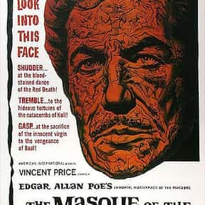 The Masque of the Red Death is listed (or ranked) 8 on the list The Best Horror Movies That Take Place in Castles