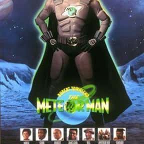 The Meteor Man is listed (or ranked) 24 on the list The Best Superhero Movies of the '90s