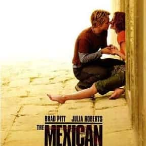 The Mexican is listed (or ranked) 20 on the list The Best Crime Romance Movies, Ranked
