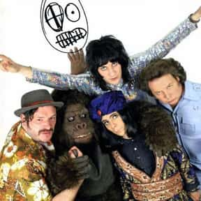 The Mighty Boosh is listed (or ranked) 22 on the list Great TV Shows That Are Totally Surreal And Bizarre