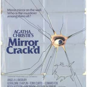 The Mirror Crack'd is listed (or ranked) 8 on the list The Best Movies Based on Agatha Christie Stories