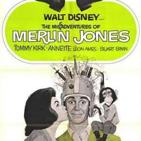 The Misadventures of Merlin Jo is listed (or ranked) 15 on the list The Best Disney Science Fiction Movies Of All Time