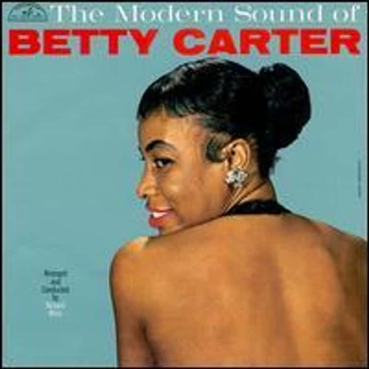 The Modern Sound of Betty Carter