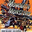 The Monolith Monsters is listed (or ranked) 22 on the list The Greatest Classic Sci-Fi Movies